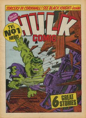 Hulk Comic #9