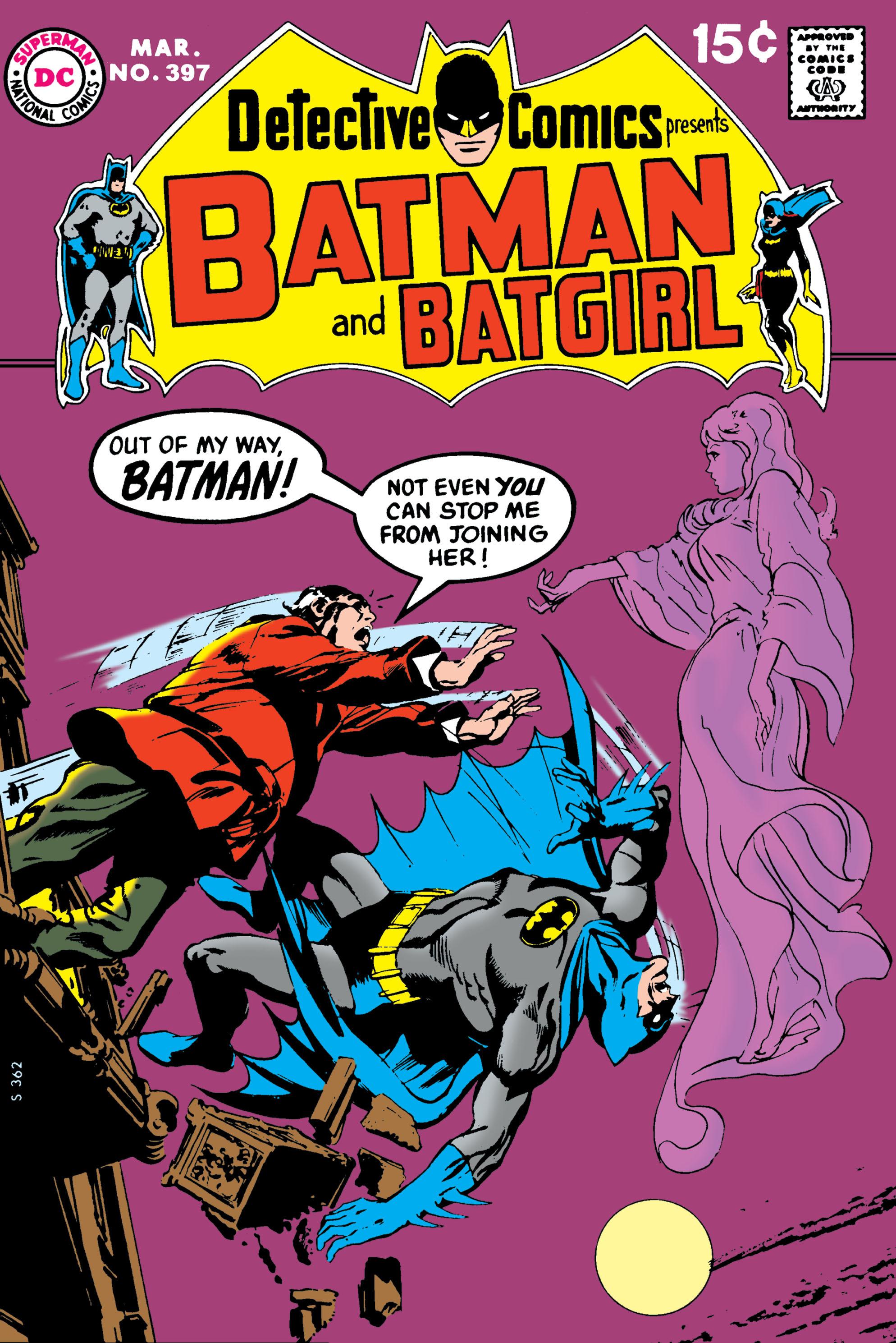 Detective Comics (1937) 397 Page 1