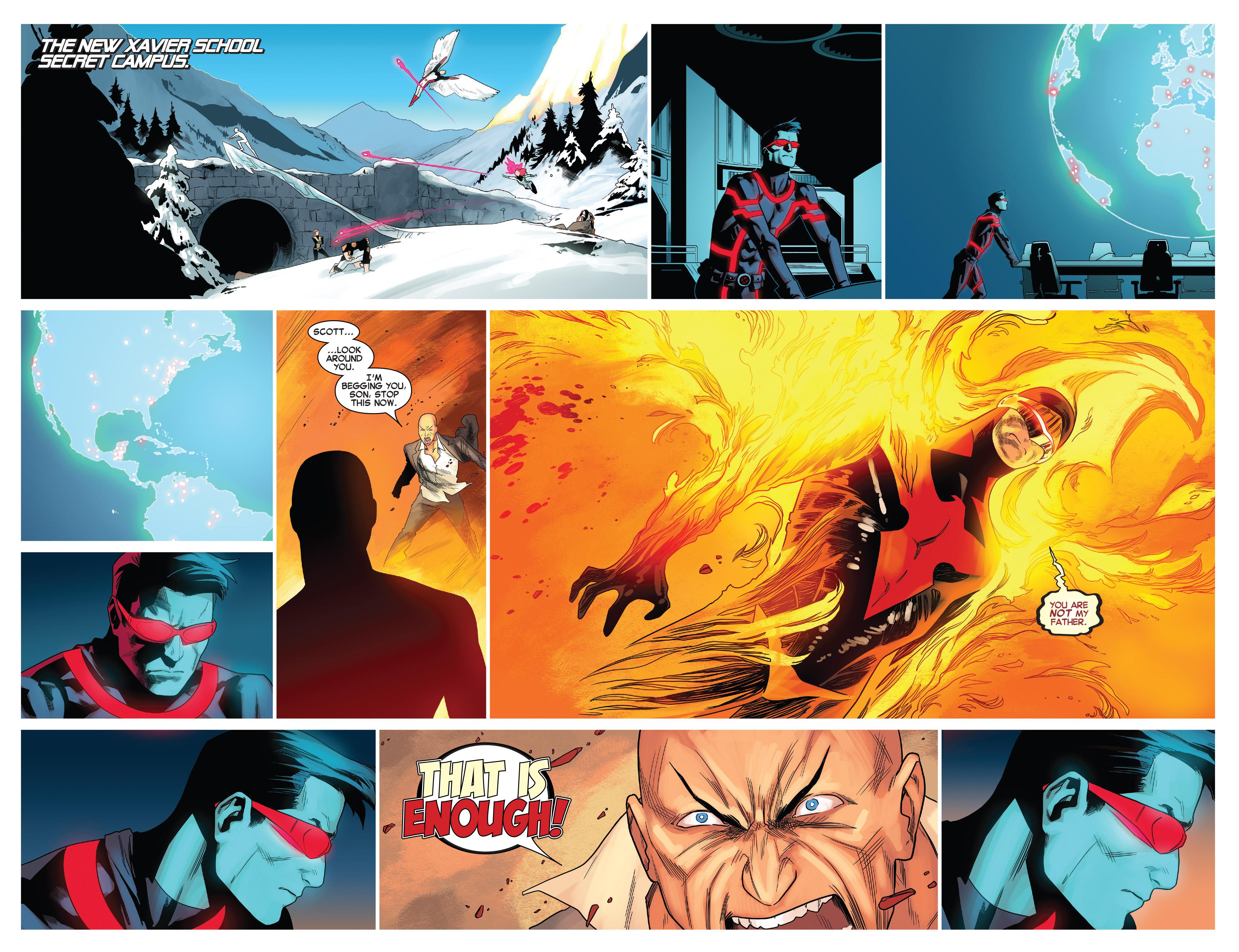Read online Uncanny X-Men (2013) comic -  Issue # _TPB 4 - vs. S.H.I.E.L.D - 87