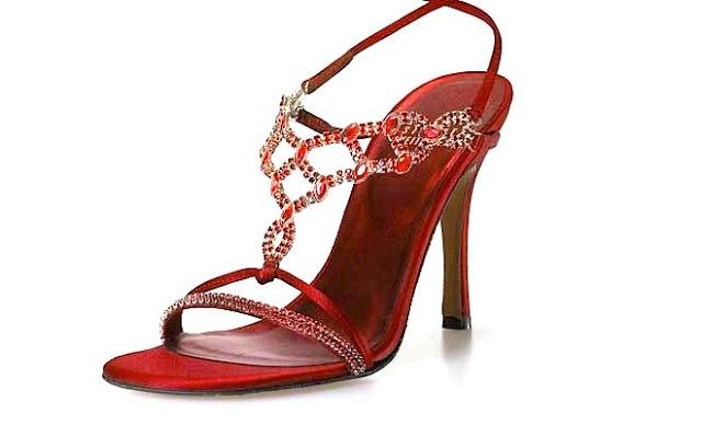 En Pahalı Kadın Topuklu Ayakkabıları - Stuart Weitzman - Ruby Slippers - Kurgu Gücü
