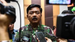 TNI Mengirimkan Alat Komunikasi ke Palu Untuk Mengatasi Jaringan Yang Terputus