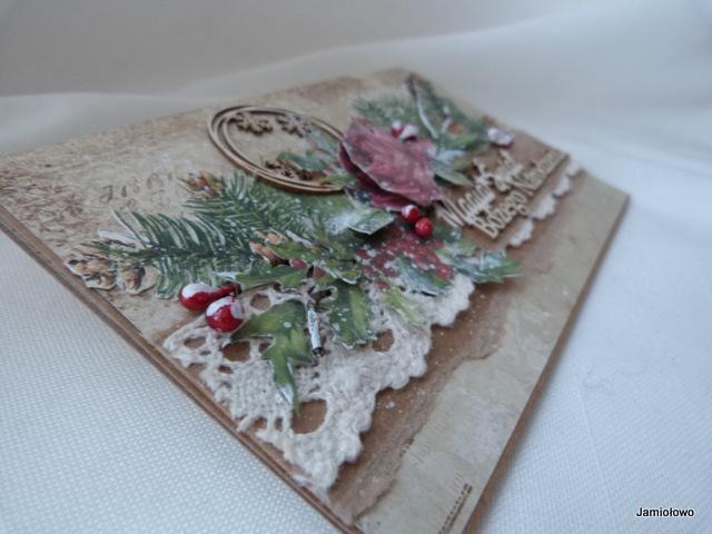 szczegóły na kartce -pręciki, wycinanki, koronka