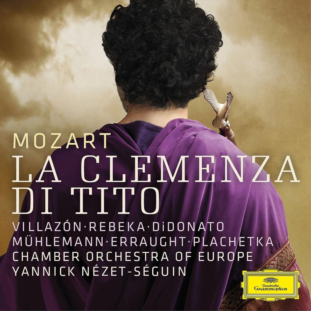IN REVIEW: Wolfgang Amadeus Mozart - LA CLEMENZA DI TITO, K. 621 (Deutsche Grammophon 483 5210)