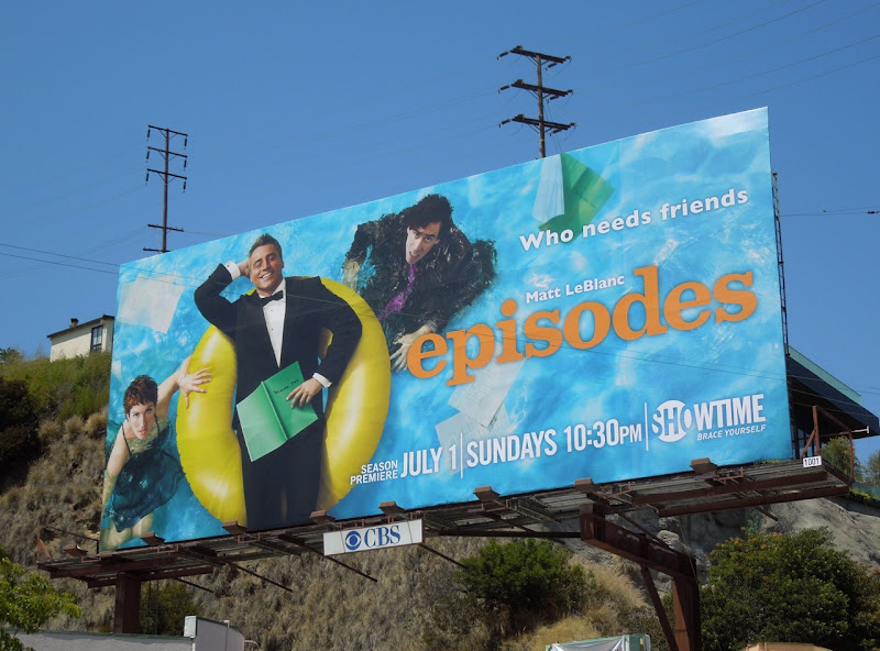 Episodes Who needs friends season 2 billboard