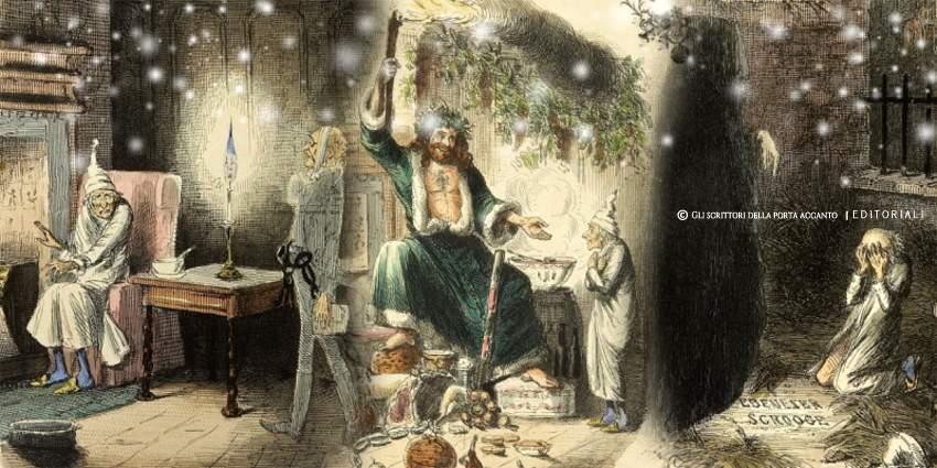 Charles Dickens: lo scrittore che inventò il Natale