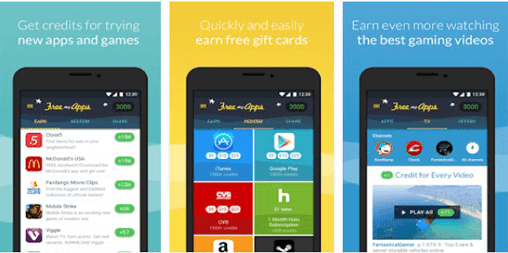 FreeMyApps - Gift Cards