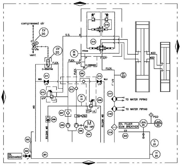 Mecanico Engenheiros Piping And Instrumentation Diagram