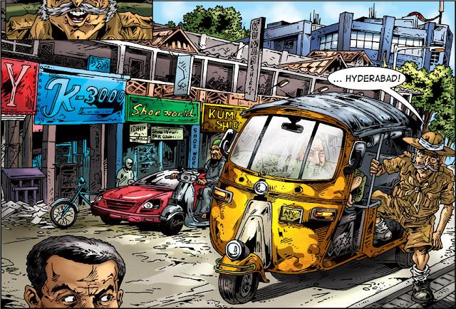 hyderabad graphic novel  hemant bare fact 1
