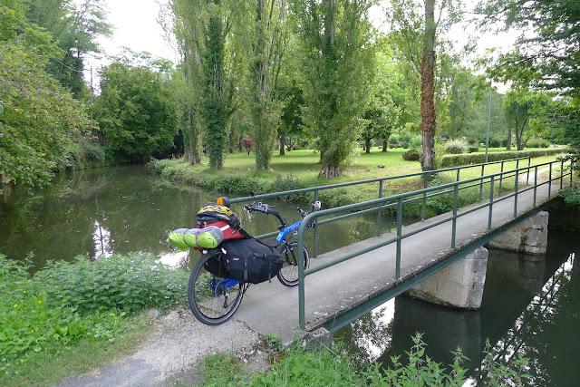 De Paris à Narbonne en vélo