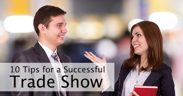 10 Tips for a Successful Trade Show