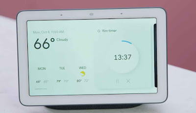 Google Launch New Google Home Hub