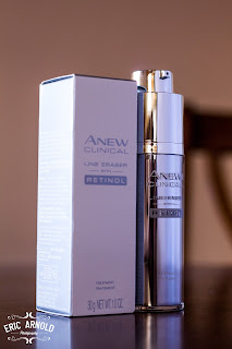 Anew Clinical Line Eraser Treatment with Retinol