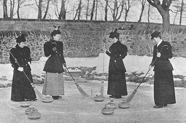 Ladies Curling Shoes Canada