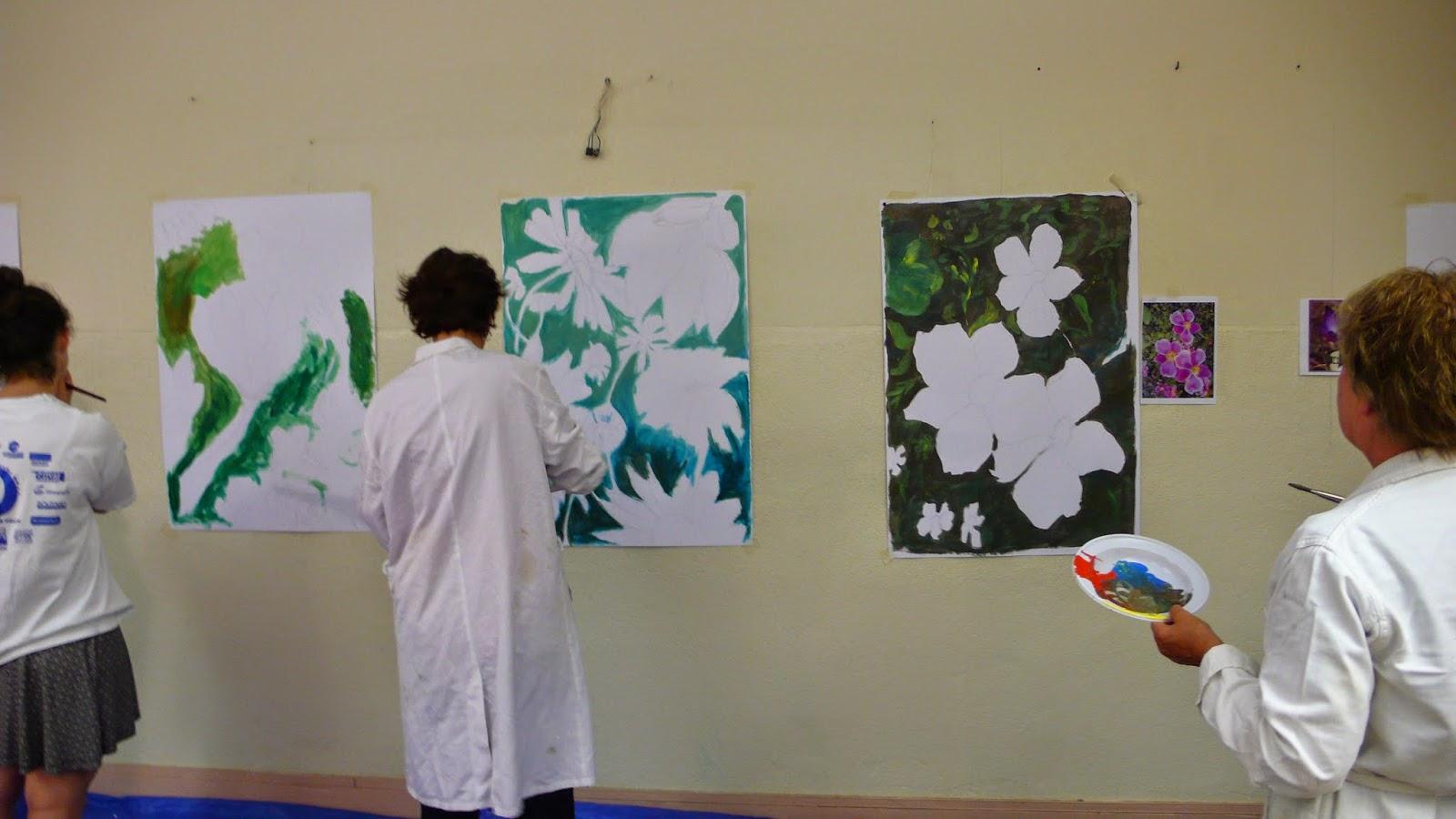 Cours Pour Adultes De Dessin Et De Peinture Atelier Rochambeau