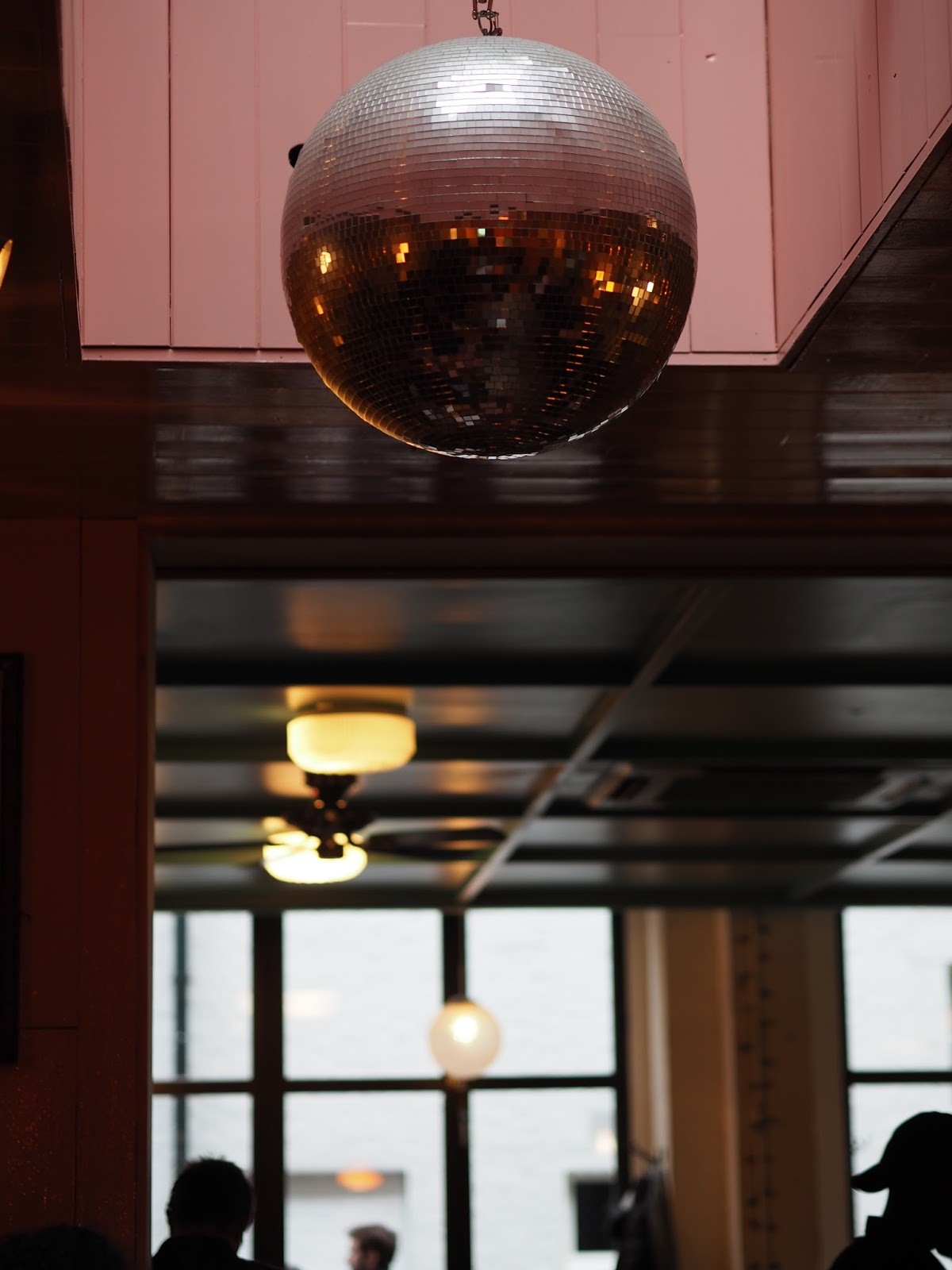 The Breakfast Club Hoxton Disco Ball