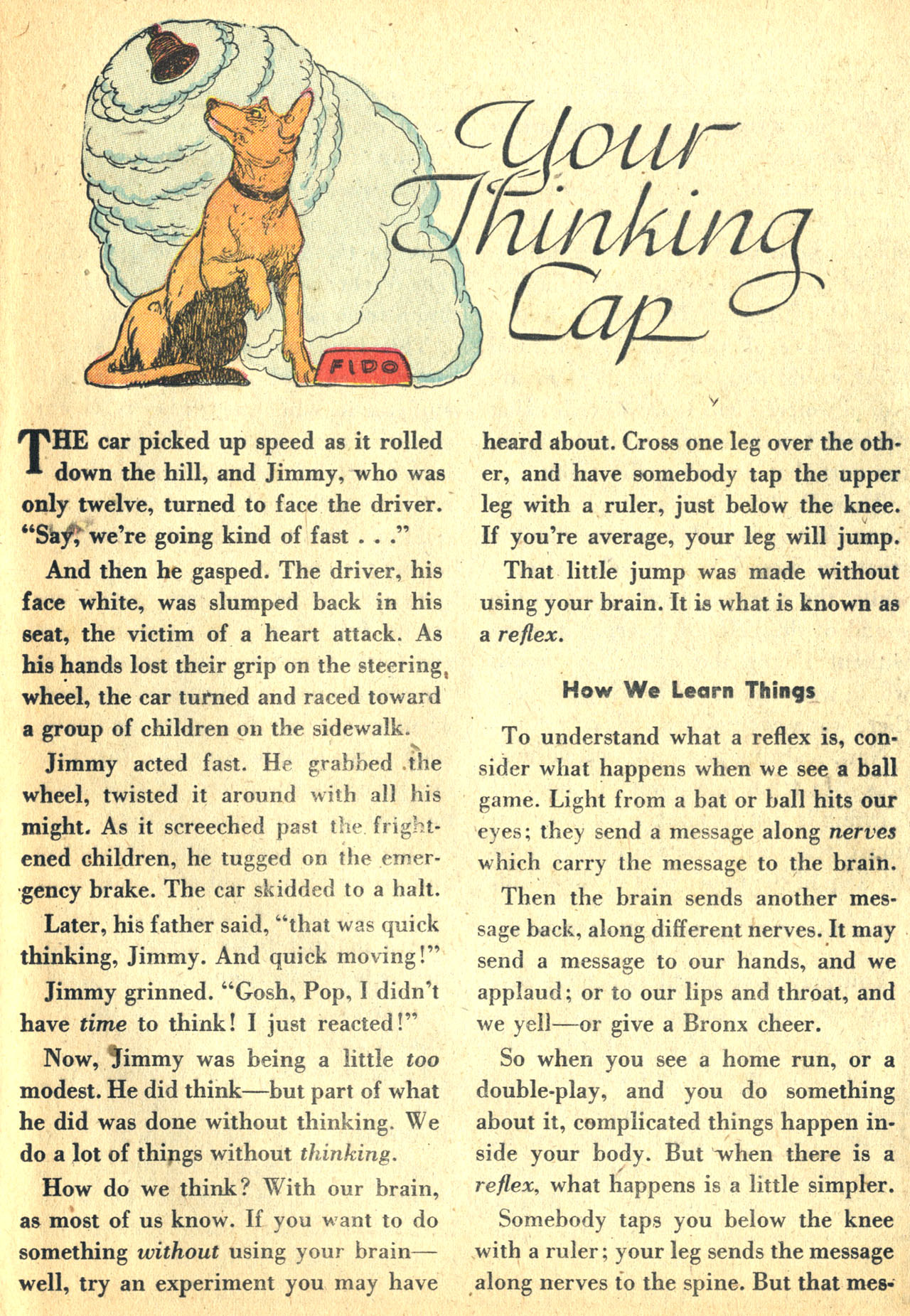 Read online Detective Comics (1937) comic -  Issue #168 - 37