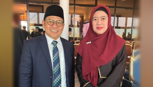 Saya Bakal Jadi Ketua MPR, Puan Maharani Ketua DPR