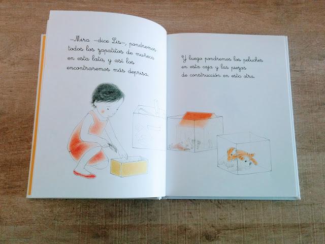 páginas interiores pequeñas historias montessori en casa