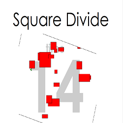 Square Divide (Physics Based Speed Game)