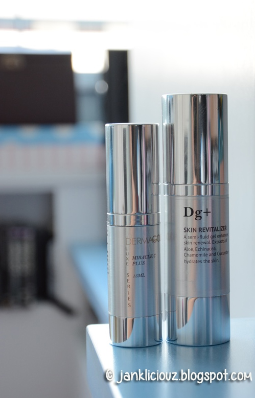 Dermagold Singapore: Miracle C+ and Skin Revitalizer