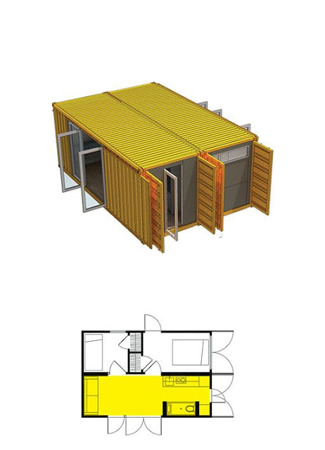 Container Homes Design 3