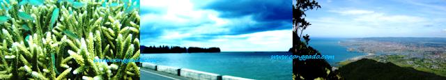 Gambar Indahnya Ujong Pancu Kabupaten Aceh Besar