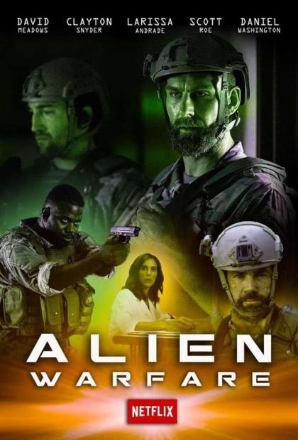 مشاهدة فيلم Alien Warfare 2019 1080p HD مترجم مباشرة اون لاين مترجم