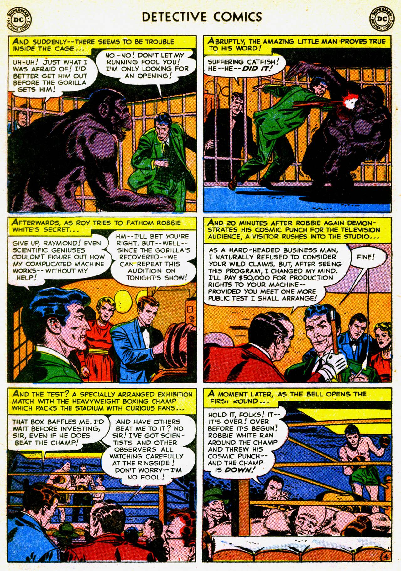 Detective Comics (1937) 180 Page 20