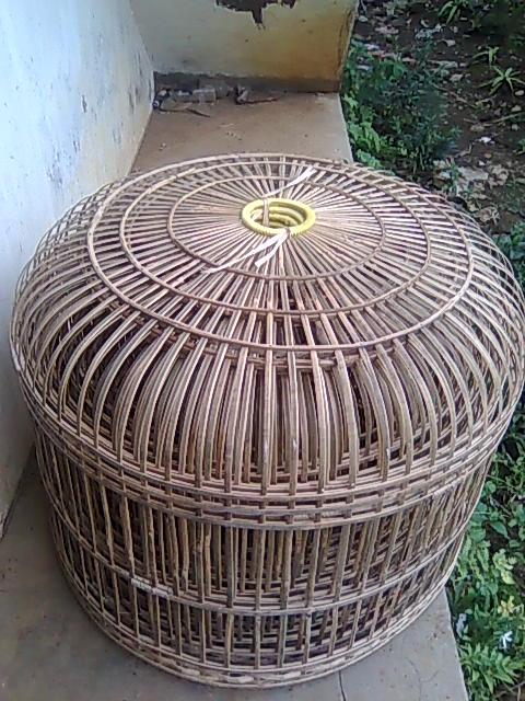 Peluang Bisnis: Membuat Kandang ayam dan Kerajinan dari Bambu