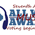 2016 All WNY Music Award nominations are closed