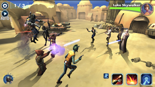 Star Wars Galaxy of Heroes 0.5.14 APK MOD