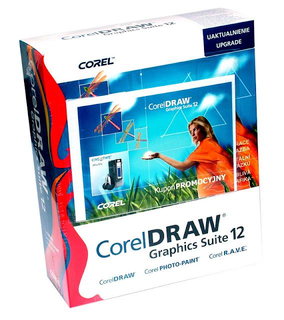 corel draw 12 portable descargar gratis