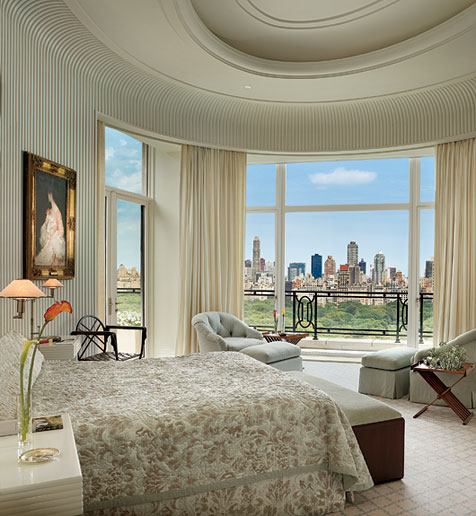 Apartment Rentals In New York City Manhattan: New York City Luxury Manhattan Penthouses: Sanford Weill