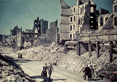 Bombenangriff Hamburg