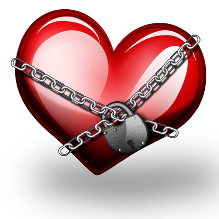 Locked Up Heart