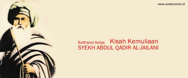Kisah Kejujuran Syekh Abdul Qadir Al-Jailani Ketika Dirampok