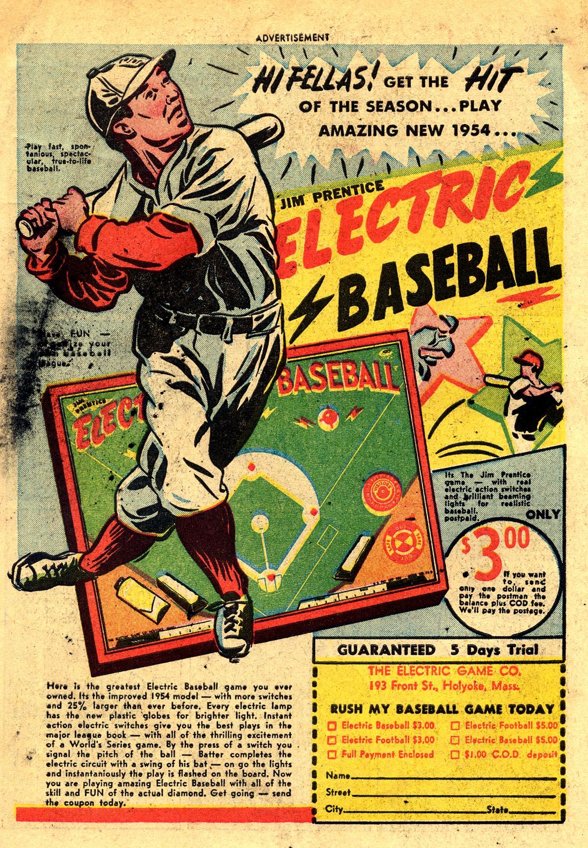 Read online Detective Comics (1937) comic -  Issue #203 - 42