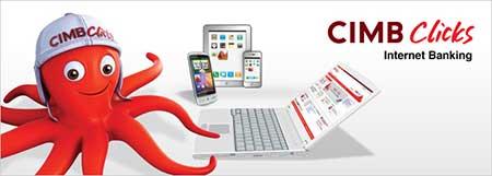 Cara Registrasi Internet Banking CIMB Niaga CIMB Clicks