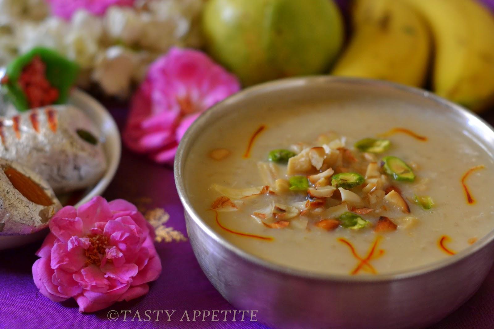 Happy Tamil New Year U0026 Vishu / New Year Special Recipes / Coconut Milk  Payasam