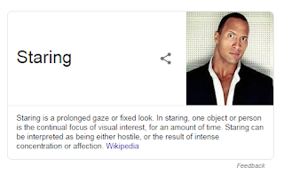 """Google search result for """"Staring"""""""