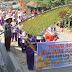 14 Desa Mengikuti Karnaval Pembukaan Festival Kampong Tani Sumber Sari