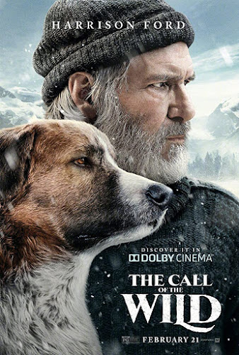 The Call Of The Wild (BRRip 720p Dual Latino / Ingles) (2020)