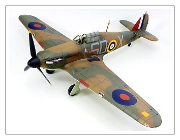 Hurricane Airfix 1/48