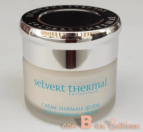 Crema ligera termal de Selvert