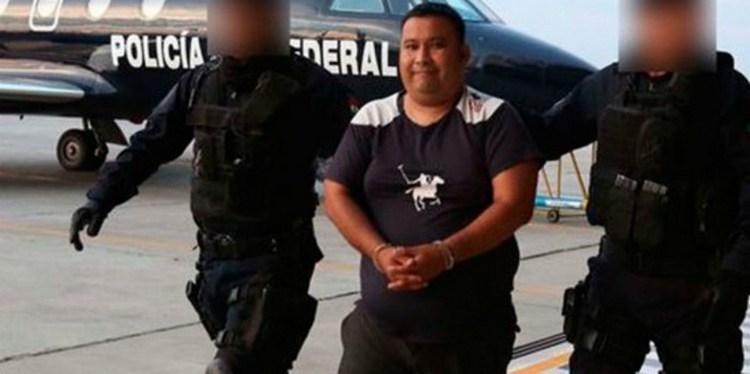 """Capturan a """"El Chuy"""", jefe de plaza de Los Rojos en Morelos"""