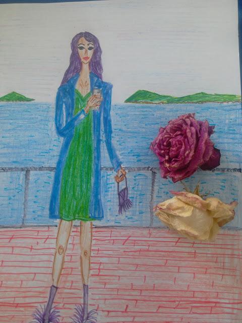 #fashionblog #modniblog #modnailustracija