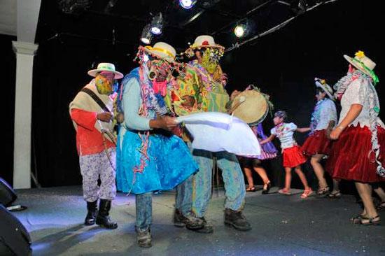 Villazón rescata y proyecta su carnaval autóctono