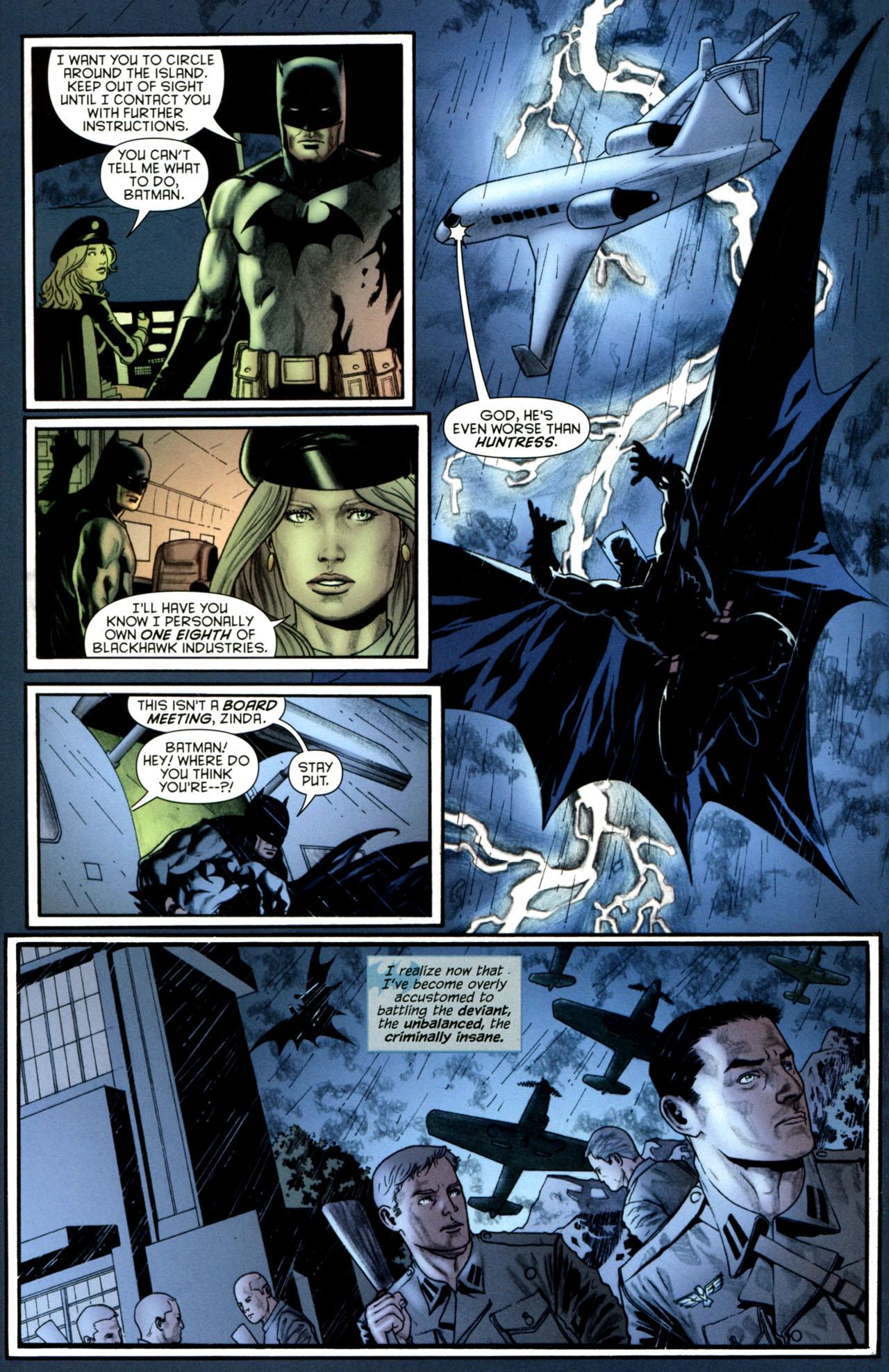 Batman Confidential Issue #37 #37 - English 6