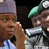 Nigeria's senate president and IG of police fight dirty