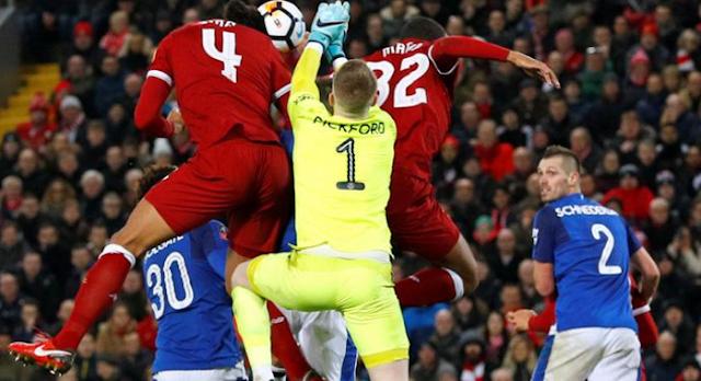AGEN BOLA - Liverpool Vs Manchester City, Pembuktian Virgil van Dijk